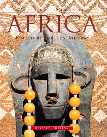 Cultural Atlas of Africa, Revised Edition 9780816038138