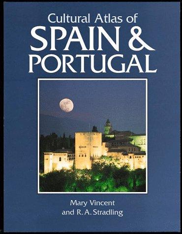 Cultural Atlas of Spain & Portugal 9780816030149