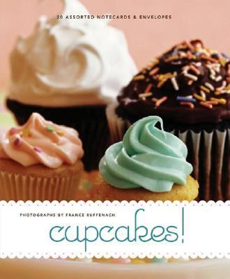 Cupcakes!: 20 Assorted Notecards & Envelopes (5 Images, 4 of Each) 9780811853859