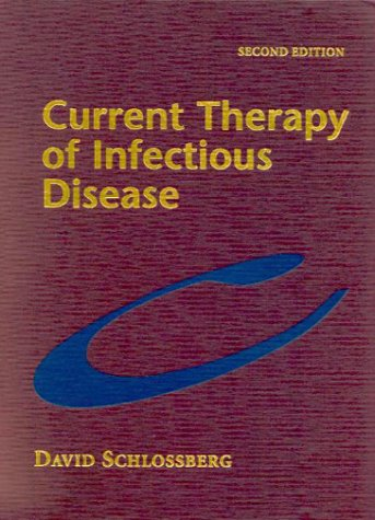 Current Therapy of Infectious Disease 9780815182207
