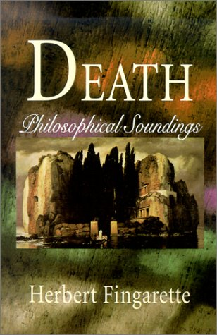 Death: Philosophical Soundings 9780812693300
