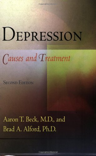 Depression: Causes and Treatment 9780812219647