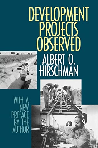 Development Projects Observed: With a New Preface by the Author, Revised Edition 9780815736516