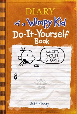 Diary of a Wimpy Kid Do-It-Yourself Book 9780810979772