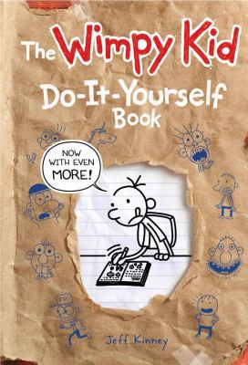 The Wimpy Kid Do-It-Yourself Book 9780810989955