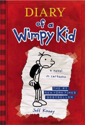 Diary of a Wimpy Kid 9780810993136