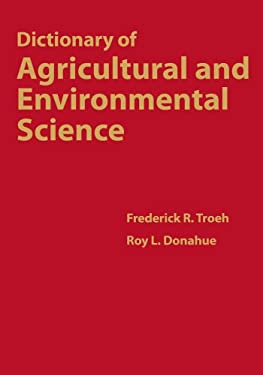 Dictionary of Agriculture and Environmental Science 9780813802831