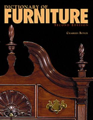 Dictionary of Furniture 9780816010424