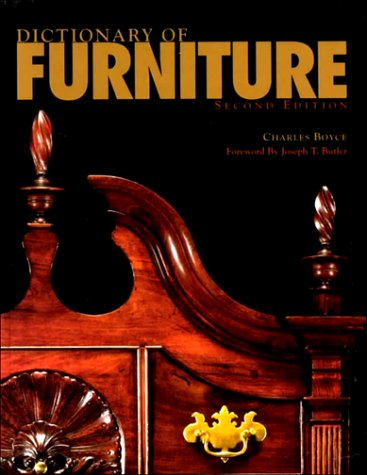 Dictionary of Furniture: Second Edition 9780816042296