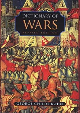 Dictionary of Wars 9780816041572