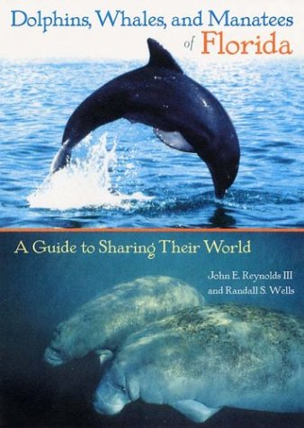 Dolphins, Whales, and Manatees of Florida: A Guide to Sharing Their World 9780813026879