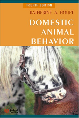 Domestic Animal Behavior for Veterinarians and Animal Scientists 9780813803340