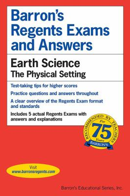 Earth Science -- The Physical Setting