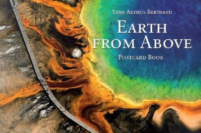 Earth from Above Postcard Book 9780810985322