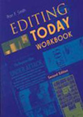 Editing Today Workbook, Second Edition 9780813813172