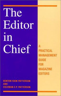 Editor in Chief: Mng GD Eds-97-1* 9780813810843