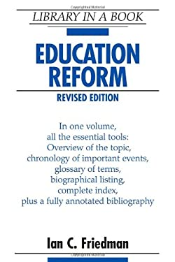 Education Reform 9780816082384