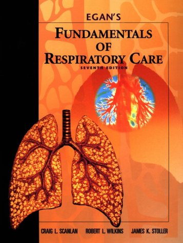 Egan's Fundamentals of Respiratory Care 9780815127987