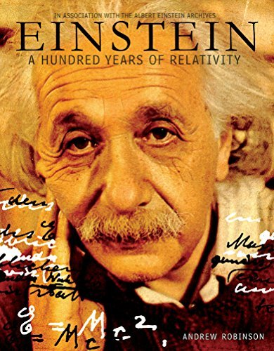 Einstein: A Hundred Years of Relativity 9780810959231