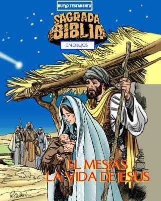 El Mesias, La Vida de Jesus 9780814640968