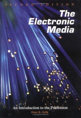Electronic Media: Intro Prfsn-97-2+ 9780813824383