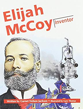 Elijah McCoy, Softcover, Single Copy, Beginning Biographies