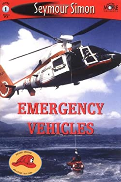 Emergency Vehicles [With Stickers and 4 Collectable Cards] 9780811854078