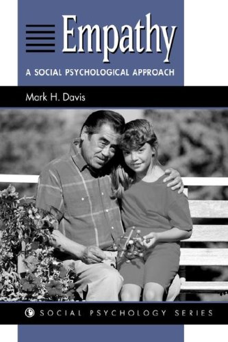 Empathy: A Social Psychological Approach 9780813330013