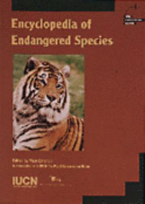 Encyclopedia Endangered Species 9780810388574
