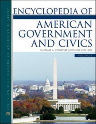 Encyclopedia of American Government and Civics Set 9780816066162