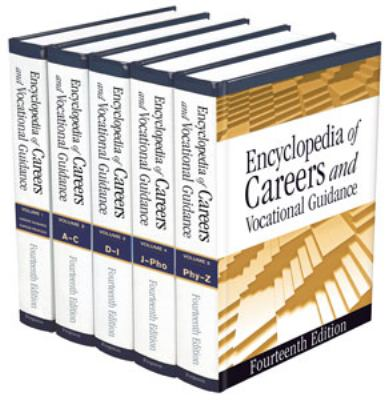 Encyclopedia of Careers and Vocational Guidance 9780816070664
