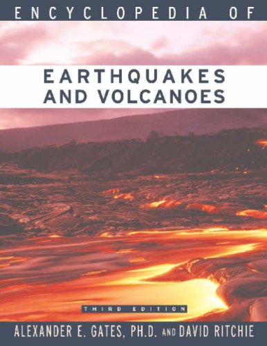 Encyclopedia of Earthquakes and Volcanoes 9780816071203