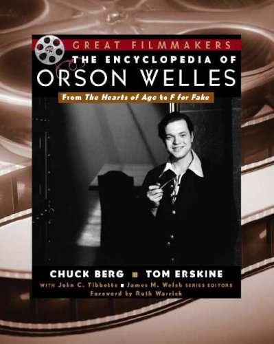 Encyclopedia of Orson Welles 9780816043910