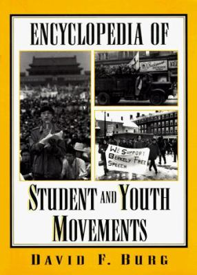 Encyclopedia of Student and Youth Movements 9780816033751