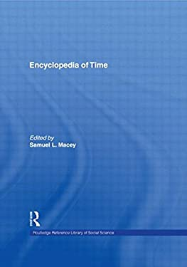 Encyclopedia of Time 9780815306153