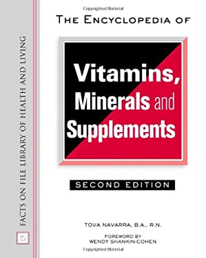 Encyclopedia of Vitamins, Minerals, and Supplements 9780816049981