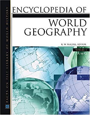 Encyclopedia of World Geography, 3-Volume Set