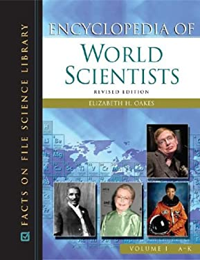 Encyclopedia of World Scientists 9780816061587