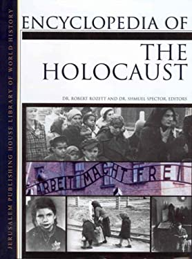 Encyclopedia of the Holocaust 9780816043330