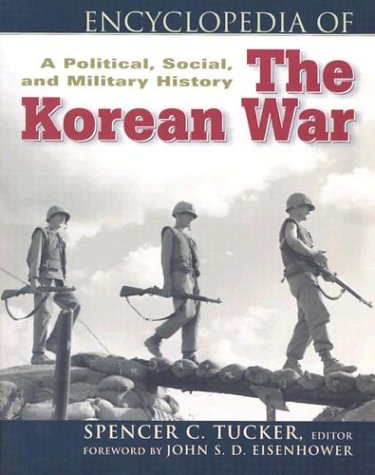 Encyclopedia of the Korean War 9780816046829