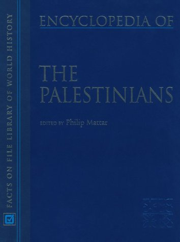 Encyclopedia of the Palestinians 9780816030439