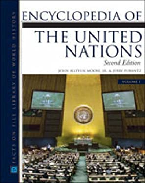 Encyclopedia of the United Nations 2 Volume Set 9780816069132