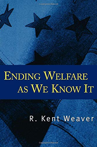 Ending Welfare as We Know It 9780815792475