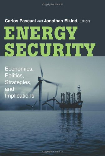 Energy Security: Economics, Politics, Strategies, and Implications 9780815769194