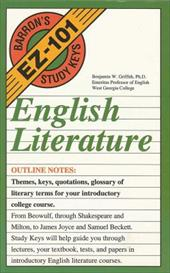 English Literature English Literature