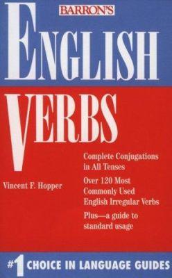 English Verbs 9780812046830
