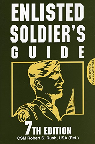 Enlisted Soldier's Guide 9780811733120