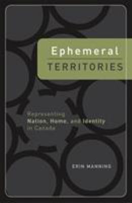 Ephemeral Territories 9780816639250