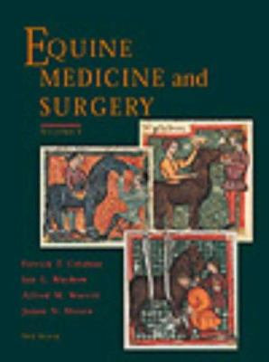 Equine Medicine and Surgery: 2-Volume Set 9780815117438