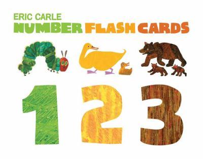 Number Flash Cards: 123